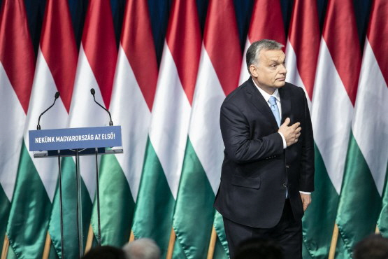 orban rede nation (Andere)